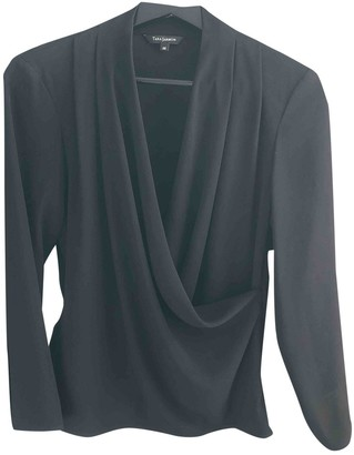 Tara Jarmon Black Top for Women