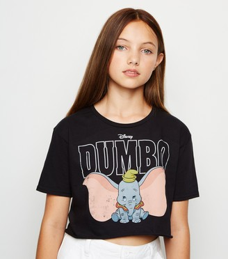 New Look Girls Disney Dumbo T-Shirt