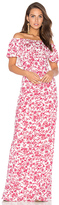 Rachel Pally Reston Maxi Dress in Red. - size S (also in )