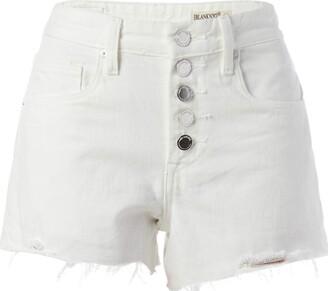 Blank NYC Women's Barrow Short White