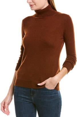 Amicale Cashmere Turtleneck Cashmere Pullover