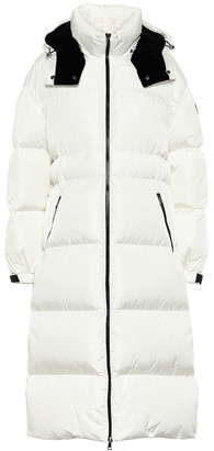Moncler Tiam quilted down coat