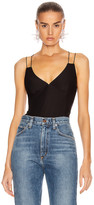 Alix Nyc ALIX NYC Cedar Bodysuit in Black | FWRD