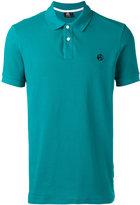 Paul Smith embroidered logo polo shirt - men - Cotton - S