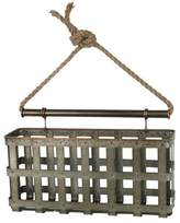 FORESIDE Lattice Wall Basket
