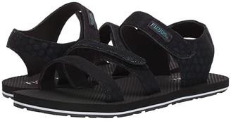 Flojos Breezy (Black) Women's Sandals