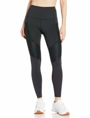 Body Glove Women's Saturn Performance FIT Activewear Legging Pant with Pintuck Detail Yoga