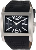 Police Men's PL12170JS/02A Classic Analog Watch with 3 Hands