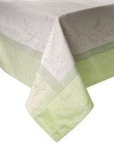 Garnier Thiebaut Eugenie Cotton Tablecloth