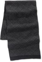 Ryan Seacrest Distinction Men's Diamond Knit Scarf, Only at Macy's