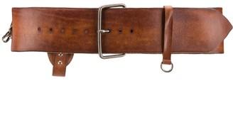 Ann Demeulemeester Vintage Looking Belt