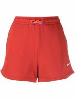 Thumbnail for your product : Nike Logo Print Track Shorts