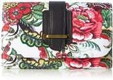 Desigual Women's MONE_LENGÜETA Madeira Wallet,4 x 12 x 19 cm (B x H x T)