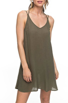 Roxy Green Strappy Dress