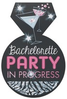 Hortense B. Hewitt Bachelorette Party On Board Repositionable Cling