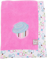 Trend Lab TREND LAB, LLC Cupcake Receiving Blanket