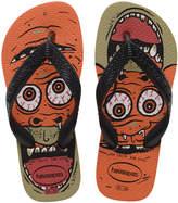 Havaianas printed flip flops