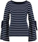 Banana Republic STRIPE NEW CHERRY Jumper navy