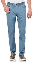 Perry Ellis Slim-Straight 5-Pocket Jeans
