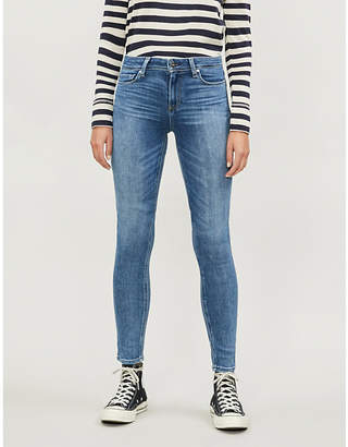 Paige Verdugo skinny high-rise jeans