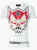 Philipp Plein 'Angry Monster' T-shirt