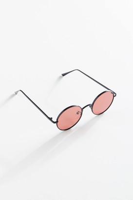 Rayanne Metal Round Sunglasses