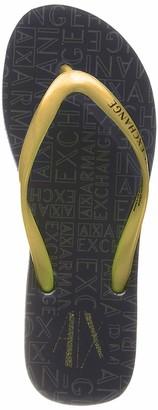 Armani Exchange A|X Women's Rubber Flip-Flop
