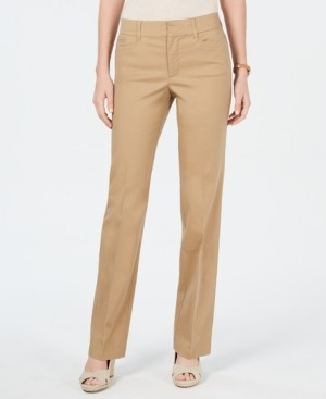 Charter Club Petite Denim Trousers, Created for Macy's