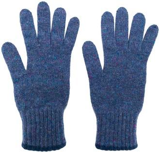 Pringle Textured Cashmere Gloves