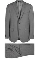 Corneliani Grey Super 120's Wool Suit