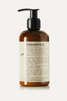 Le Labo Bergamote 22 Body Lotion, 237ml - Colorless
