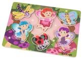 Kid Kraft Chunky Piece Fairies Puzzle - 6 Pieces