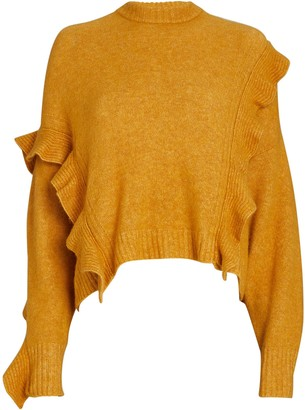 3.1 Phillip Lim Lofty Ruffled Sweater