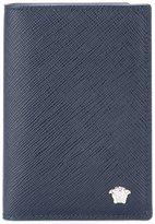 Versace textured breast pocket wallet - men - Polyurethane - One Size