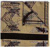 Yigal Azrouel Devore scarf