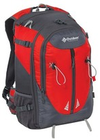 Outdoor Products Cross Breeze Internal Frame Pack - Red/Grey