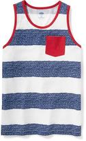 Old Navy Americana Pocket Tank for Boys