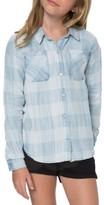 O'Neill Girl's Audrie Woven Shirt