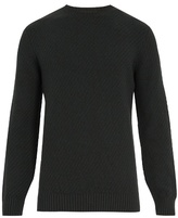 Oliver Spencer Blemheim crew-neck wool sweater
