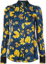 Altuzarra floral print shirt