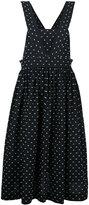 Henrik Vibskov twill dress - women - Cotton - XS