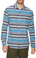 Faherty Belmar Striped Sportshirt