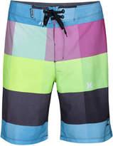 Hurley Men's Phantom Kingsroad Stripe Boardshorts