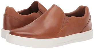 Clarks Un Costa Step (Tan Leather) Men's Shoes