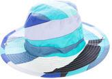 Emilio Pucci Multicolor Abstract Bucket Hat