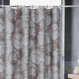 Atlas Shower Curtain - Beige