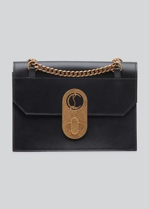 Christian Louboutin Elisa Small Calf Paris Shoulder Bag