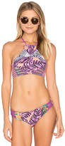 Maaji Charlie's Angels Top in Purple. - size M (also in S)