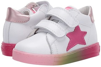 Naturino Falcotto Sasha VL SS20 (Toddler) (White) Girl's Shoes