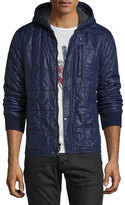 John Varvatos Lightweight Quilted Jacket, Deep Blue